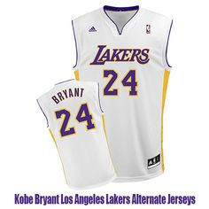 f3b9817fb69 Kobe Bryant Los Angeles Lakers Alternate Jerseys New Nike Shoes