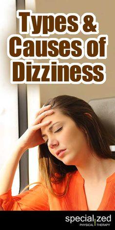Types and Causes of Dizziness Reasons For Dizziness, How To Stop Dizziness, What Can Cause Dizziness, Home Remedies For Dizziness, Home Remedies For Vertigo, Vertigo Causes, Vertigo Relief