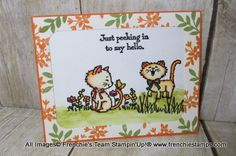 Stamp & Scrap with Frenchie: Frenchie's Team in the Spotlight with new stamps