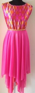 """Overlay in Pink called """"All things are possible"""" by Praise Dance for Him"""