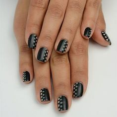 50-of-the-best-graphic-nail-art-ideas-617737_w650.jpg (650×650)