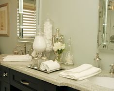 Bathroom Decor - countertop