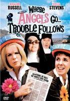 Where Angels Go...Trouble Follows DVD
