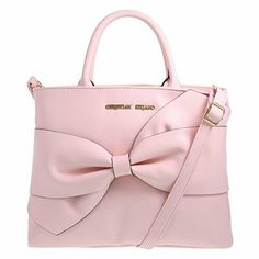 f2825ce0a5e8 Christian Siriano for Payless Women's Beverly Bow Large Satchel (one  size|Pink) #