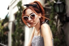 Fashion Coolture: WOMEN'S ROUND LASER CUT CAT EYE SUNGLASSES A525