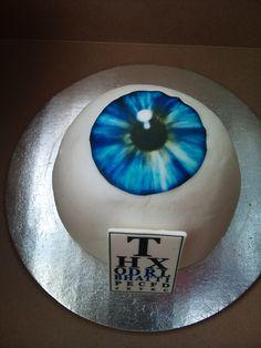 Eye see YOU! Cake