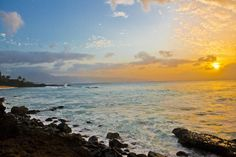 Just another sunset in #Hawaii.