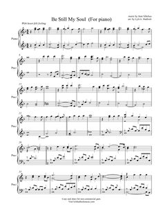 tons of free LDS sheet music!  Sort by instrument, choir, etc.  Lots for piano, guitar and violin.