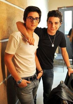 Hey! I could be related!! My great grandmother's maiden name was BARONE! Gianluca Ginoble and Piero Barone from Il volo!
