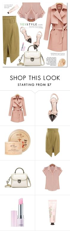 """YesStyle Polyvore Group "" Show us your YesStyle """" by aurora-australis ❤ liked on Polyvore featuring Furifs, Kate Spade, BeiBaoBao, Liva Girl, Lirikos and The Face Shop"