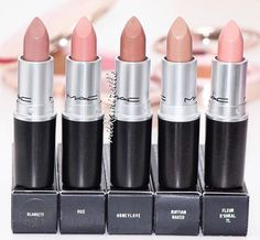 These 32 Gorgeous Mac Lipsticks Are Awesome Blankety Hue Honeylove Ruffi Orie. - These 32 Gorgeous Mac Lipsticks Are Awesome Blankety Hue Honeylove Ruffi Oriel D. Make Up Kits, Love Makeup, Makeup Inspo, Makeup Ideas, Gorgeous Makeup, Awesome Makeup, Full Makeup, Cheap Makeup, Makeup Hacks