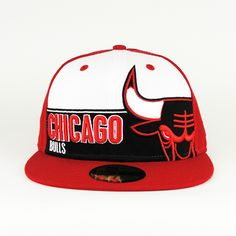 eb858ae7092 Chicago Bulls New Era fitted hat NICE New Era Fitted