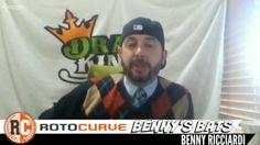 DraftKings MLB Picks: Benny's Bats 4-13-16