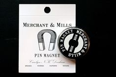 merchant and mills haberdashery Merchant And Mills, Sewing Tools, Sewing Hacks, Sewing Projects, Sewing Kits, Easy Projects, Sewing Room Design, Leather Wristbands, Vintage Stil
