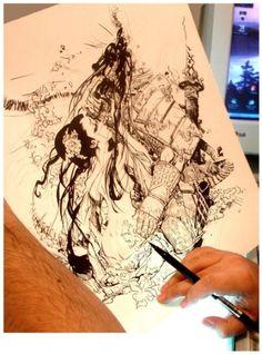 By Eduardo Francisco... http://www.livincool.com/art/eduardo-francisco