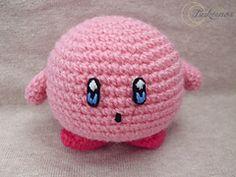 Ravelry: Kirby pattern by Tsukeeno' s