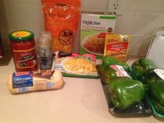 Wishes do come true...: Stuffed Green Peppers easy recipe cheap recipe Aldi ingredients @ALDI USA