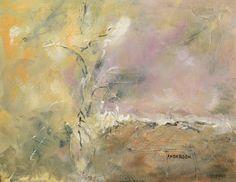 Abstract Painting -- Metamorphosis. $700.00, via Etsy.