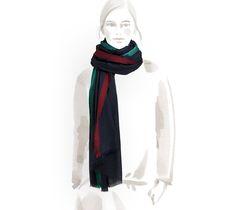 Schals Hermès étoles Scotland - Cachemire Et Soie - Damen | Hermès.com