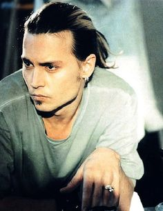 "Johnny Depp cast as Edwin ""Eddie"" Berks"