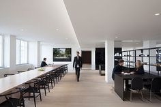 Firm: Make, London  Project: 33 Cavendish Square
