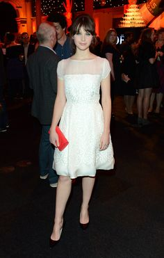 felicity jones british independent awards