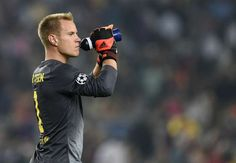 Barcelona on track to win treble, says Ter Stegen
