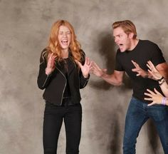 Shadowhunters Tv Series, Shadowhunters The Mortal Instruments, Clary Et Jace, Clary Fray, Shadow Hunters Book, Insurgent Quotes, Divergent Quotes, Divergent Funny, Dominic Sherwood