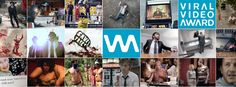 Wir haben aus über 400 eingereichten Filmen aus gut 50 Ländern die 21 besten für den Viral Video Award nominiert. Das Voting für den Audience Award ist ab sofort online. Ab Sofort, Viral Videos, Awards, Photo Wall, Events, Movie, Communication, Happenings, Photograph