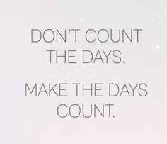 ohjappy: Make The Days Count!