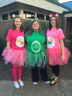 Group care bear costumes  sc 1 st  Pinterest : care bears costumes  - Germanpascual.Com