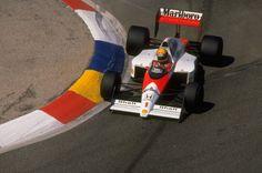 Ayrton Senna - MP4/5 - 1989 Circuit Paul Ricard
