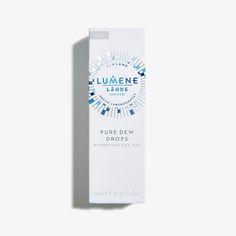 Lumene Lähde [Source] Purity Dew Drops Hydrating Eye Gel   Lumene