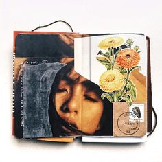 Artbook Art Bullet journal Inspiration Ideas Sketchbook