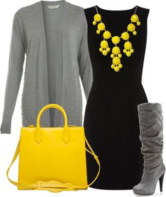 """I've Got Sunshine on a Cloudy Day"" by chelseagirlfashion on Polyvore"