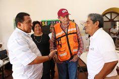 Familias afectadas reciben apoyo médico y psicológico en Ixtepec