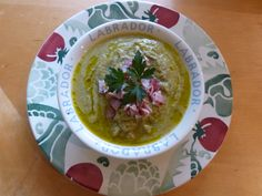 Weekly Whimsy: Made my very own Paleo Chicken and Celeriac Soup. Creamy and delicious! http://lillywildsweeklywhimsy.blogspot.co.uk/2013/03/weekly-whimsy-created-my-very-own.html