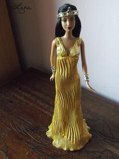 Barbie Princess of the Nile   by Melissa L.J.