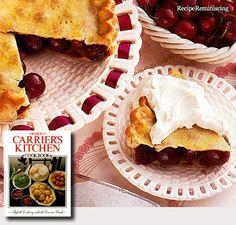 Gâteau Basque d'Itxassou – Basque Cherry Tart / Baskisk Kirsebærterte