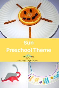 Preschool Lesson Plans, Preschool Learning Activities, Preschool Themes, Summer Activities For Kids, Preschool Classroom, Toddler Activities, Preschool Activities, Weather Activities, Teaching Ideas