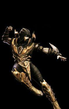 Scorpion injustice Scorpion Mortal Kombat, Super Heros, Anime Demon, Deadpool, Spiderman, Video Games, Fan Art, Comics, Halloween