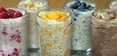 aprenda a fazer overnight oats