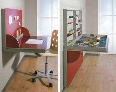Nejdřív domácí úkoly ... Wooden Train, Office Desk, Corner Desk, Furniture, Home Decor, Corner Table, Desk Office, Decoration Home, Desk
