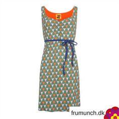 Ærmeløs kjole i retro stil fra HalsOverKop