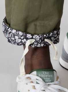 IKI» Reversible Bottoms by Engineered Garments