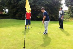 Yaz okulu golf müsabakaları