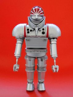 character options doctor who build-a-figure: robot (date unknown)