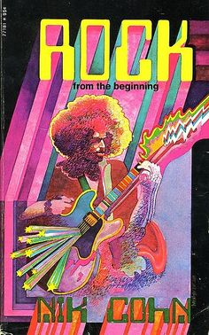 ROCK FROM THE BEGINNING book cover...