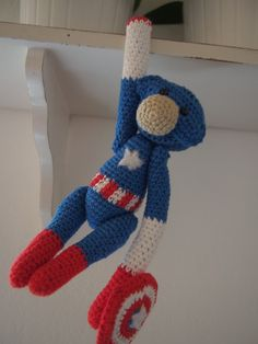 sysletrolden: KB - Captain Amerika