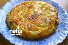 Delicious Pastry in 15 Minutes (Taste of Pastry) - Delicious Food .- Delicious Pastry in 15 Minutes (Taste of Pastry) - Pastry Recipes, Baking Recipes, Good Food, Yummy Food, Iftar, Turkish Recipes, Empanadas, Queso, Food To Make